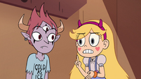 S4E6 Star Butterfly 'that was really scary'