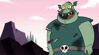 S2E12 Buff Frog 'just doing my job'