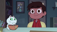 S2E3 Marco happy to talk with Mr. Candle