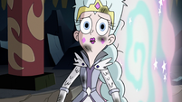 S2E41 Queen Moon looks back at Toffee one last time