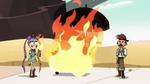 S2E9 Hot dog vendor 'actually, that's arson'
