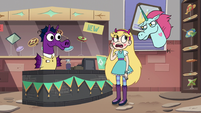 S3E12 Star Butterfly 'ask about the demoncism'
