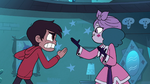 S3E18 Marco Diaz about to fight Eclipsa