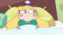 S3E23 Star Butterfly looking at Janna's watch