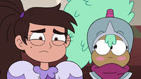 S3E38 Marco embarrassed by Tom's speech