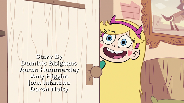 File:S2E19 Star Butterfly pokes into Marco's bedroom.png