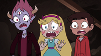 S4E30 Star, Tom, and Marco gasp in shock