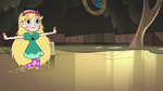 S3E5 Star Butterfly walking through the mud