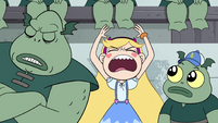 S4E16 Star Butterfly 'oh, come on!'