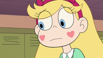 S2E38 Star Butterfly feeling ashamed