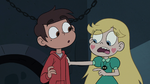 S3E7 Star Butterfly 'just made a weird noise'