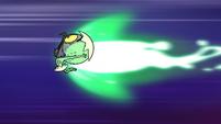 S2E2 Shooting star drags Ludo through space