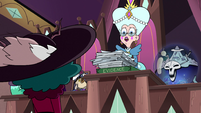 S3E29 Queen Moon asking Eclipsa if she's sure
