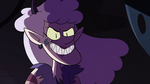 S3E33 Meteora Butterfly with a sinister grin
