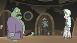 S3E5 Buff Frog 'your daughter is... very strange'