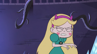 S4E23 Star Butterfly shudders with disgust