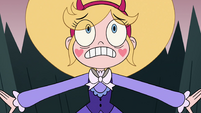 S4E24 Star Butterfly worried about her father