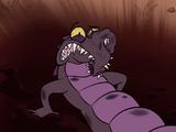 Unnamed crocodile monster