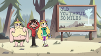S2E10 Marco upset to be 50 miles away from Old Youtful