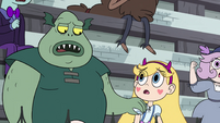 S4E16 Buff Frog commends Star for trying