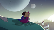 S4E18 Star and Marco watch the sunrise