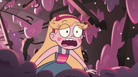 S3E14 Star Butterfly finds Marco in the lint catcher