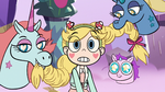 S3E21 Star Butterfly confused by Jan-Jan's trick