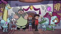 S4E18 Knights shocked by Marco's announcement