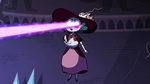 S4E23 Eclipsa projecting her mind into Globgor's