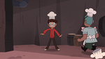 S4E2 Marco Diaz worried about Star