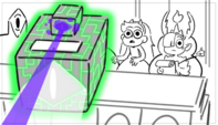 Butterfly Trap storyboard 9 by Sabrina Cotugno
