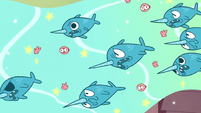 S2E30 Star Butterfly's Narwhal Blast