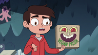 S3E19 Marco Diaz confused by Tad's words