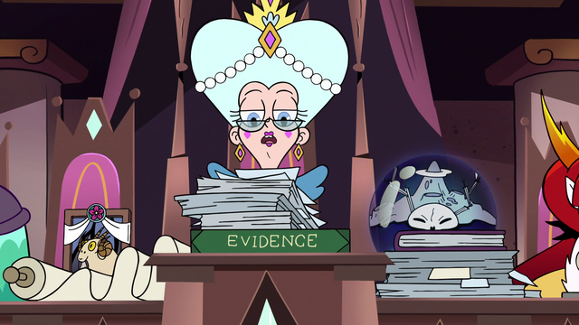 File:S3E29 Queen Moon 'constructed a rough timeline'.png