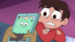 S4E12 Marco cringing at Tad's self-righteousness