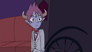 S3E10 Tom looking confused at Star Butterfly