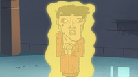 S3E32 Deformed Marco starting to glow