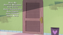 S4E23 Outside Star's closet of secrets