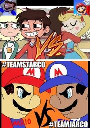 Mario and Starco vs SMG4 and Jarco v2 update