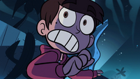 S1E7 Marco Diaz scared