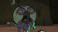 S2E20 Ludo tells bald eagle to spit Buff Frog out