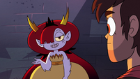 S2E31 Hekapoo 'come back here any time you want'