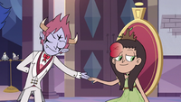 S3E10 Tom stops dancing with Princess Spiderbite