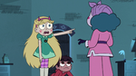 S3E18 Star Butterfly 'why are you here?'