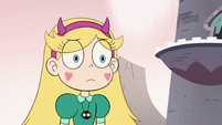 S3E7 Star Butterfly actually worried about Ludo