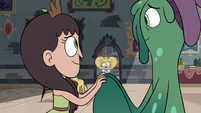 S4E10 Star shocked by Penelope and Slime