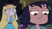 S4E30 Star Butterfly losing her patience