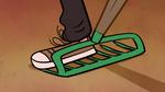 S1E3 Marco steps on a rake