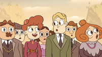 S2E27 Echo Creek townspeople impressed by Bon Bon