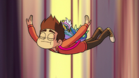 S2E5 Marco falling through the air